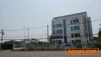 ขายตึกอาคารสำนักงาน จังหวัดอุบลราชธานี เนื้อที่ 3 ไร่ สวยพร้อมใช้