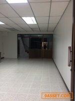 ขายตึก 5 ชั้นครั่ง 26 ตารางวาย่านชุมชนรัชดา ใกล้ MRT สุทธิสาร