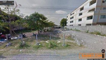 รหัสC1700  ขายที่่ดินย่านถนนสุขุมวิท เนื้อที่ 5ไร่ 191ตารางวา