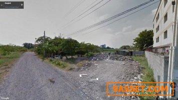 ขายที่่ดิน ย่านถนนสุขุมวิท ใกล้BTS แบริ่ง เนื้อที่ 5ไร่ 191ตารางวา