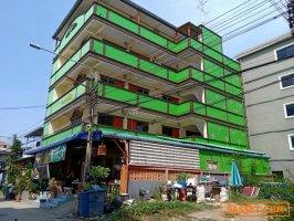 ขายอพาร์ทเมนท์ หอพักคลองหลวง ปทุมธานี เนื้อที่ 54 ตร.ว. 23 ห้อง  พร้อมผู้เช่าเต็ม