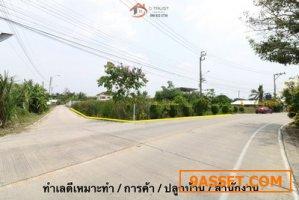 ขายที่ดินเปล่า ซอยโยธาธิการ ราชพฤกษ์ นนทบุรี 2023  ปากเกร็ด รัตนาธิเบศร์ อ้อมเกร็ด