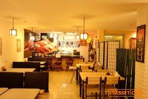 เซ้งธุรกิจ Hostel พร้อมร้านอาหารญี่ปุ่น @ใกล้ BTS พระโขนง