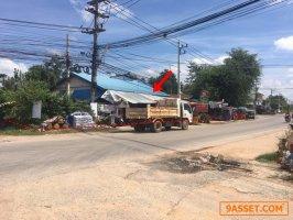 ขายที่ดินเปล่า 1-0-06 ไร่ 10 ล้าน ติดถนนฉิมพลี แปลงหัวมุม โนนทัน ขอนแก่น