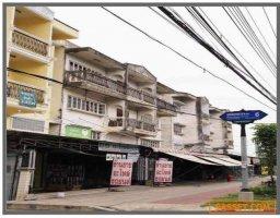 ตึกแถว 3 ห้องติดกัน ขายตึกแถว ติดถนนพุทธมณฑลสาย 2