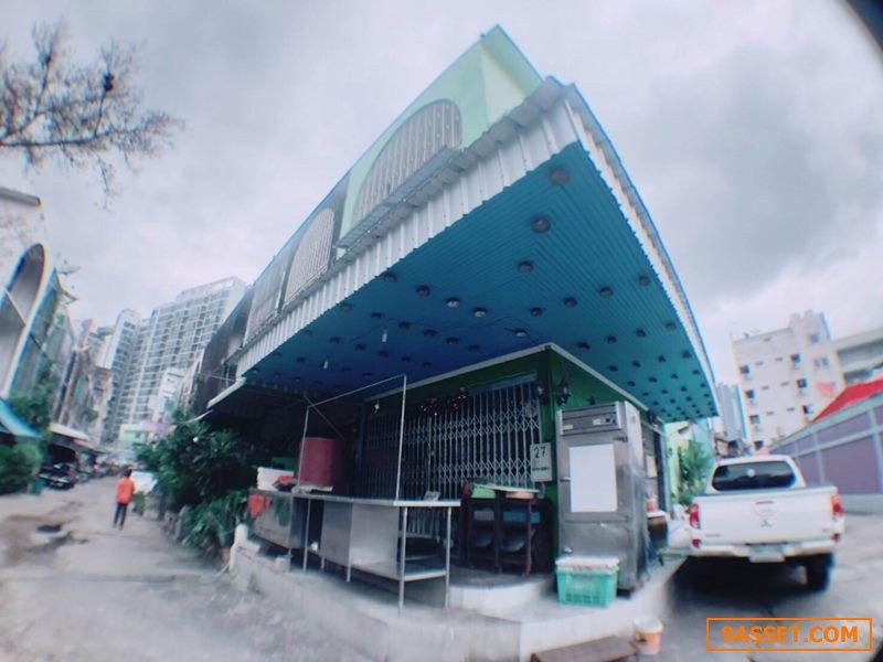 11092 อาคารพาณิชย์ 3 ชั้น เพื่อการค้า ซอยอุดมสุข 4 ถนน สุขุมวิท เพียง 200 เมตร จาก BTS อุดมสุข