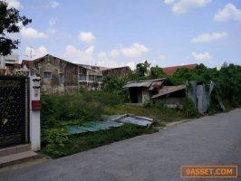 ขายที่ดินเปล่า ซ. ท่านผู้หญิงพหล (เกษตร) พหลฯ  35 ใกล้สถานีรถไฟฟ้า BTS