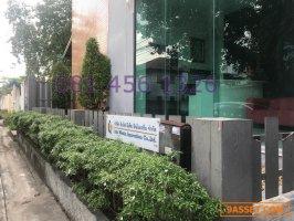 ขาย อาคารสำนักงาน งามวงศ์วาน43 100ตรว 3ชั้น  พร้อมอุปกรณ์สำนักงาน