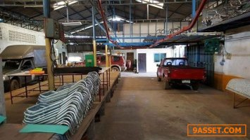 BS 215  ขายโรงงานชุบโลหะ พร้อมอุปกรณ์เครื่องมือ เนื้อที่ 1 ไร่ มีใบอนุญาต รง.4  ไทยน้อย   นนทบุรี