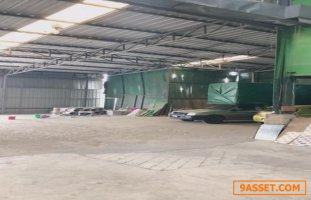 BS 202  ขายโรงงาน โกดังเก็บสินค้าพร้อมออฟฟิศ ขนาด 318 ตารางวา นนทบุรี