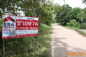 ขายที่ดินแปลงสวย ราคาแรง ติดกับชายแดนไทย-กัมพูชา พื้นที่กว้างขวางเหมาะแก่การลงทุน
