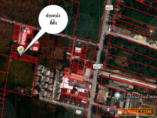 LS-8269 ขายที่ดิน 75 ตรว.  ซอยตะเกียง-ป่าคลอก ตำบลป่าคลอก จังหวัด ภูเก็ต ใกล้โรงเรียนบ้านป่าคลอก