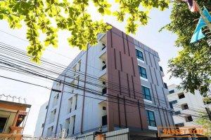 C0330 ขายอพาร์ทเม้นท์ 5 ชั้น ย่านลาดพร้าว 71 ซอยสังคมสงเคราะห์ ใกล้เลียบด่วนรามอินทรา