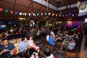 เซ้งร้านอาหาร คาราโอเกะ มีหลายโซน @พระประแดง จ. สมุทรปราการ (สะพานภูมิพลขาลงสุขสวัสดิ์)
