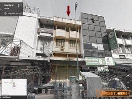 ขายอาคารพาณิชย์ 2 คูหา 3 ชั้นครึ่ง ติดถนนใหญ่ ไนท์บาร์ซาร์เชียงใหม่