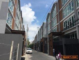 ขาย/เช่า โครงการบ้านใหม่ HOF HOME & OFFICE สุขุมวิท101/1