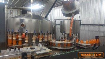 ขายกิจการน้ำส้มบรรจุขวดพร้อมเครื่องจักรอำเภอสามพรานจังหวัดนครปฐม รายได้โรงงาน 7หลัก