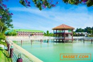 ขายโรงแรม Resort กลางใจเมืองมุกดาหาร เนื้อที่39.5 ไร่