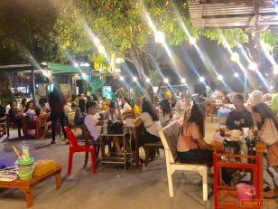 เซ้งด่วน‼️ ร้านอาหาร ชาบู หมูกระทะ @ถนนทางลง หาดบางแสน