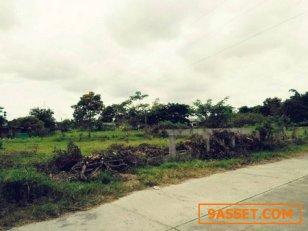 ขายที่ดินพร้อมสร้างบ้าน ในหมู่บ้านพิมุกต์ 1 หรือเหมาะซื้อเก็บไว้เก็งกำไร เนื้อที่ 170 ตร.วา