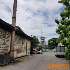 ด่วนขาย โรงงาน ย่าน นิคม อุตสาหกรรม บางปู  พื้นที่สีม่วง  ขาย 120 ล้าน รวมทุกอย่าง