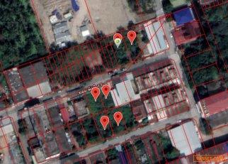 ขาย ที่ดิน หมู่บ้านมั่งมี ซิตี้ บางแคซอย มั่งมี 10 และ 11 บางแค เข้าออกได้หลายทาง