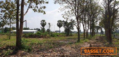 ที่ดินสระบุรี 6-1-47ไร่  เมืองสระบุรีเหมาะทำโครงการบ้านพักอาศัย