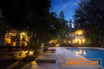 Fire Saleeee Resort & Business in Chiangmai high occupancy rate 52.5 MTHB