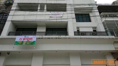 61205 ขาย อาคารพาณิชย์ 3 คูหา ใกล้ตลาดบองมาเช่ 58.2 ตร.ว.