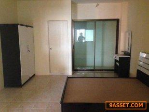 ขายอพาร์ตเม้นท์ ติดถนนบางใหญ่-บางคูลัด (ซอยกันตนา) เนื้อที 756 ตรว. 4 ชั้น มี 27 ห้อง