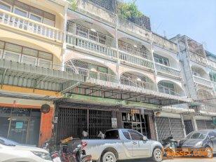 ขาย อาคารพาณิชย์ 2 คูหา 54 ตร.ว. เจริญราษฎร์ 7 แยก 7 ( ซอย อยู่ดี 5 ) เหมาะทำ สำนักงาน โกดัง โรงงาน