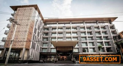 ขายโรงแรม  มี 127 ห้อง 7 ชั้น อยู่พัทยาเหนือ บางละมุง ชลบุรี