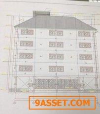 ขายอาคารพักอาศัย ซ. ลาดพร้าว 71 อาคาร 5 ชั้น พื้นที่ 800 ตรม 99 ตรว ใกล้ทางด่วนเอกมัย-รามอินทรา