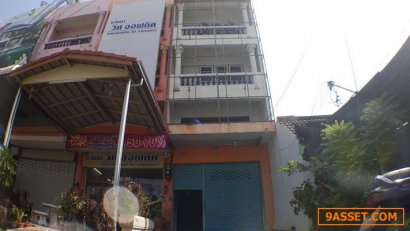 อาคารพาณิชย์ ตำบลหน้าเมือง อำเภอเมือง จังหวัดราชบุรี 23.5 ตารางวา