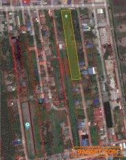 ขายที่ดิน ถมแล้ว 4 ไร่ ซอย พหลโยธิน 87 ซอย 6 ใกล้โรงเรียนสายปัญญารังสิต