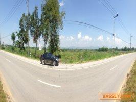 ขายด่วนที่ดินอำเภอเชียงของ ห่างจากศูนย์ราชการใหม่เพียง 2 กิโลเมตร