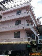 ขาย อพาร์ทเมนท์ 4 ชั้น 17 ห้อง เรทค่าเช่า 2,500-3,000 ทำเลฟิวเจอร์รังสิต ผลตอบแทนดี