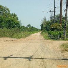 ที่ดินเปล่า คลอง 6 ปทุมธานี ติดถนน เดินทางง่าย ไม่ลำบาก
