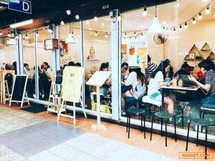 เซ้งด่วน‼ ร้านขนมชื่อดังย่านรามคำแหง @ตรงข้าม ม.ราม, กกท , ราชมัง,