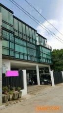 K33 ขายอาคารสำนักงาน+โกดังเก็บสินค้า ลาดพร้าว101 โพธิ์แก้ว1 แยก3 100 ตารางวา บรรจุพนักงานได้ถึง25คน