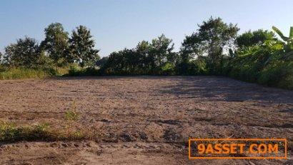 ขายด่วน ที่ดินเปล่าถมแล้ว  สร้างบ้านได้เลย ไม่ไกลจากตัวเมือง  เนื้อที่  1  ไร่  57  ตร.วา