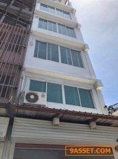 รหัสC1839  ให้เช่าอาคารพาณิชย์ 5 ชั้น ทำเลย่านถนนสุขุมวิทใกล้BTS