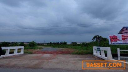 ขายที่ดิน 40ไร่เข้าออกได้ 2ทาง บางน้ำจืด อำเภอเมืองสมุทรสาคร