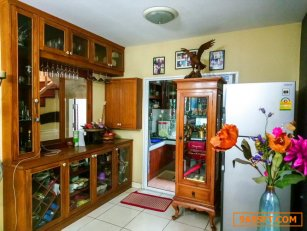 Sell Single House with Beautiful Garden in Perfect Place Rattanathibet