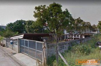 ขาย ที่ดิน 98 ตร.ว. ซอยศรษฐกิจ 58 บางแค ในพื้นที่มีบ้าน 2ชั้น ใกล้แหล่งสาธารณูปโภค การเดินทางสะดวก