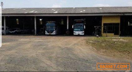 R048 - 029 ขายด่วน ที่ดินพร้อมอู่รถ ตรงข้ามโลตัสวารินชำราบ อุบลราชธานี 094-624-7897 คุณสิริน