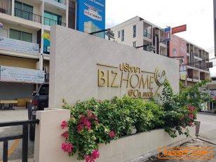 ขายอาคารพาณิชย์ติดถนนอ่อนนุช ปรัชญา Bizhome @ on nuch  ด้านข้างติดถนนซอยอ่อนนุช 67    086 337 4861