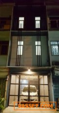 ขายอาคารพาณิชย์ 3 ชั้น 12 ตร.ว.  3 นอน 2 น้ำ จรัญสนิทวงศ์ ซอย 6 ใกล้รถไฟฟ้า สถานีท่าพระ interchange
