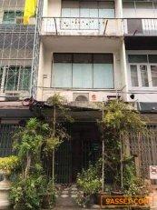 L360 ขายถูก อาคารพาณิชย์ 4 ชั้น 16 ตร.วา สาทร11 เซนต์หลุยส์3 ใกล้ BTS สุรศักดิ์, ทางด่วน 0882916988
