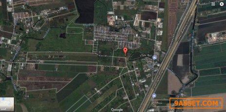 ขายที่ดินโครงการสวนเกษตรบางเขนซอยนามวงศ์ใกล้มอเตอร์เวย์พื้นที่สีเหลือง